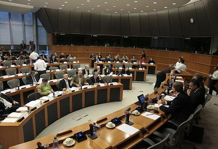 Az ECR 2009. december 8-i, brüsszeli ülése.