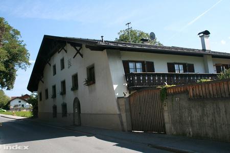A Light & Power vezetőjének háza az Innsbruck melleti Absamban