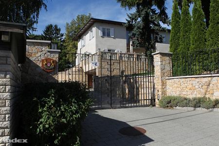 A Tóth-villa Budán