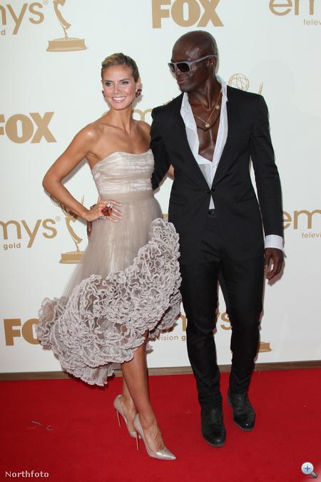 Heidi Klum és férje, Seal