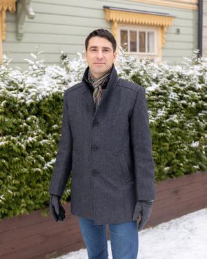 Domak Róbert Tallinnban.