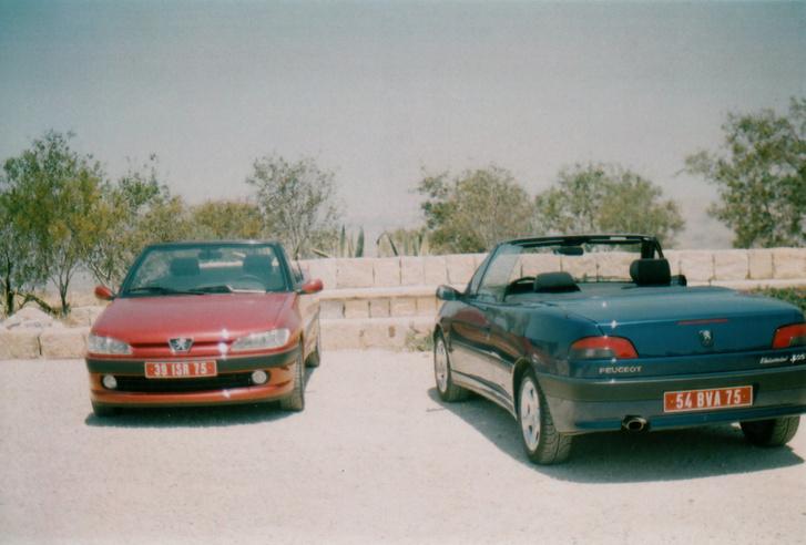 Bocsánat, akkoriban még senki sem szólt, hogy az autó sarkának rajta kéne lenni a fotón