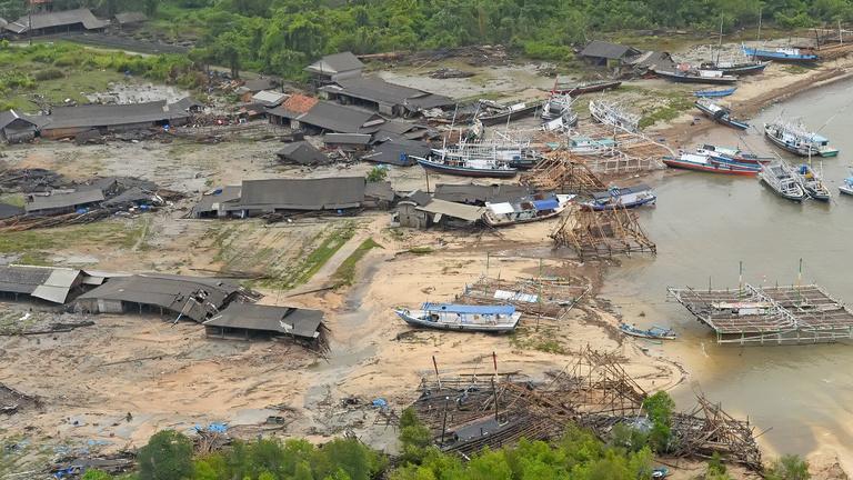 Miért nem látta senki előre az indonéz cunamit?