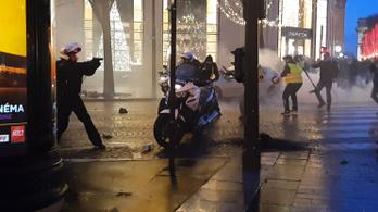 Francia zavargások: elege van a kormányfőnek