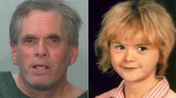 80 évre ítélték a 8 éves kislány 30 év után elkapott gyilkosát