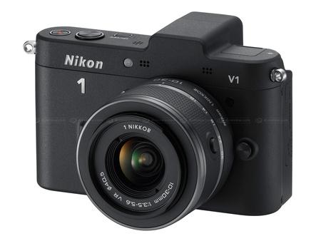 Nikon V1 (forrás: dpreview)