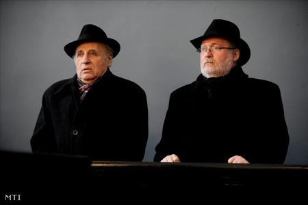 Zoltai Gusztáv és Feldmájer Péter (Mazsihisz)