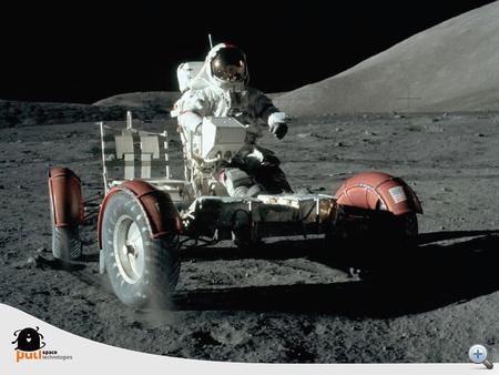 Egy Pavlics Ferenc által tervezett holdjáró (Apollo-program)