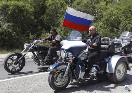 Harley-Davison Trike