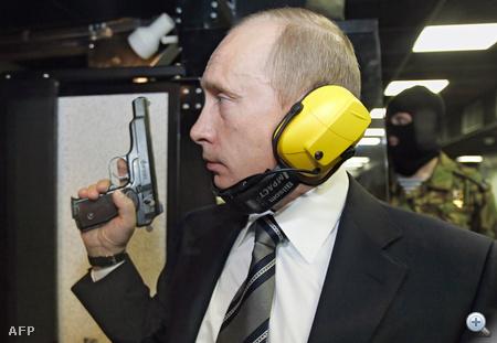 2006. november 8. My name is Putyin. Vova Putyin.