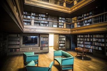 A kormányfői könyvtár
