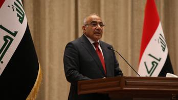 Irakban is kiakadtak Trump új tervén