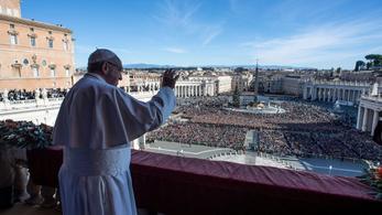 Ferenc pápa: Az emberek közötti különbségek gazdagságot jelentenek