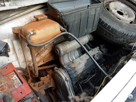 Erről a motorról állították, hogy 198 km/h sebességgel repítette a Fiat Talentót. Valójában a mai, korszerű Fiat Ducató csúcsmodell sem alkalmas erre a sebességre