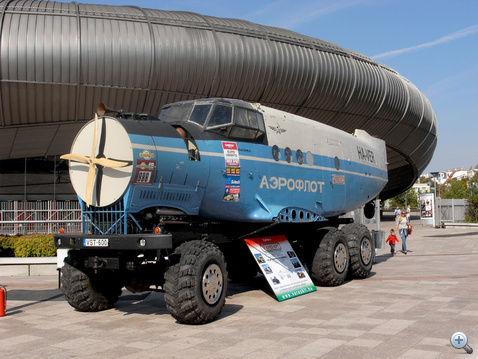 Speciál Antonov-Kraz