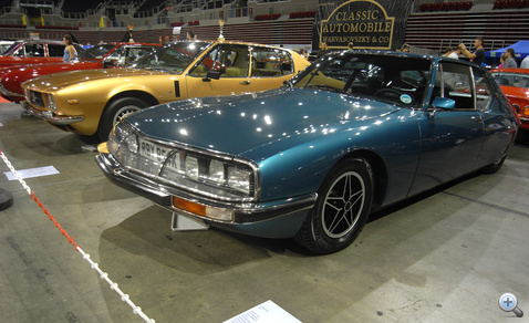 Minden idők legkívánatosabb Citroenje, a Maserati-motoros, hathengeres SM
