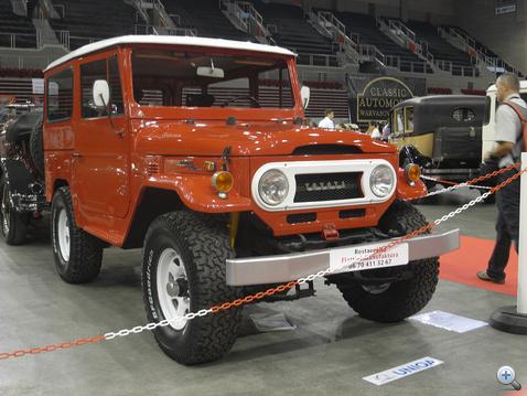 A Toyota egyik legkarakteresebb autója - FJ