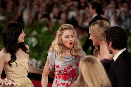 Madonna az idei Velencei Filmfesztiválon - 4 éve nem csinált zenét
