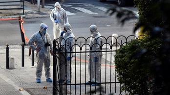 Pokolgépet robbantottak Athénban