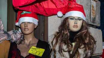 Idén karácsonyra kevesebb bejglit, de több vegán ételt és ajándékot viszünk haza