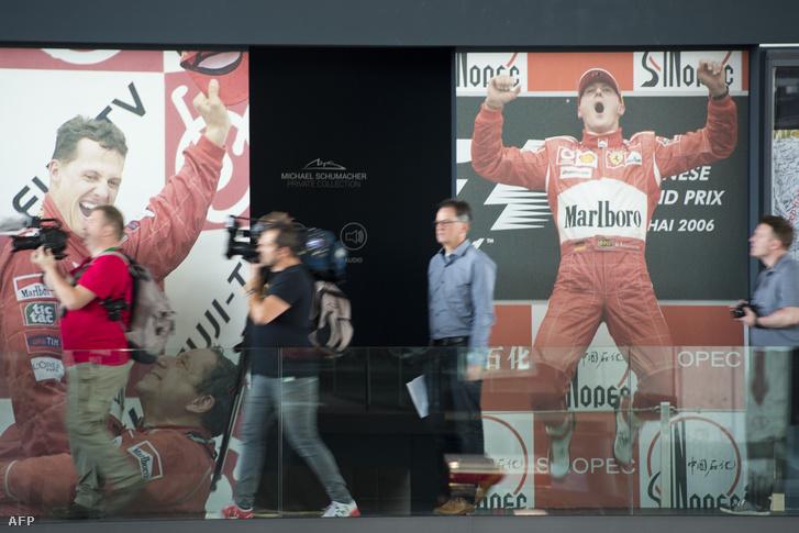 Michael Schumacher privát gyűjteményének májusi bemutatója a kölni Motorworldben
