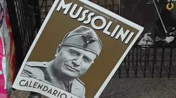10 euró alatt a Mussolini-naptár