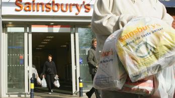 Újabb csapást tervez a brit kormány a műanyag zacskókra