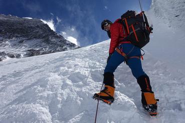 2016-ban 139 nappal rekordot állított fel az Explorers Grand Slamen – ez az egyik legnagyobb hegymászós kihívás, célja, hogy valaki megmássza a hét kontinens legmagasabb csúcsát, emellett eljusson az Északi- és Déli-sarkra is.