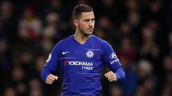 Hazard: Olyan legendává akarok válni, mint Drogba vagy Lampard