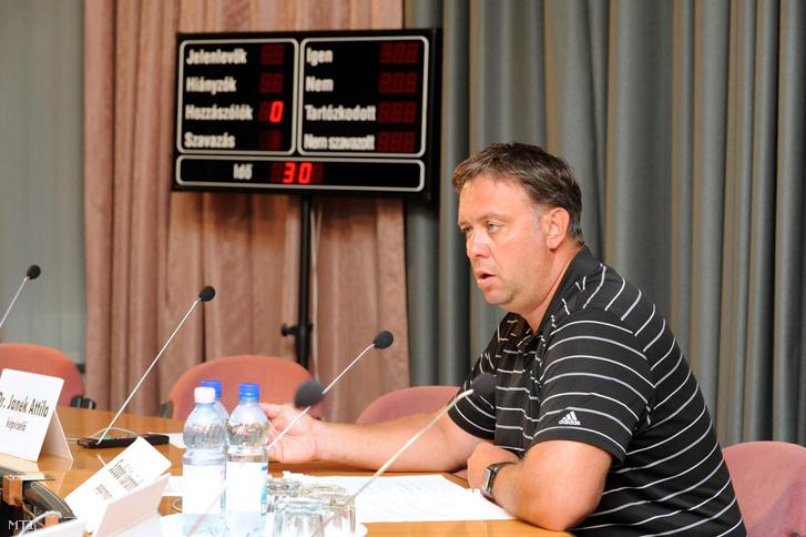 Szabó Loránd független polgármester