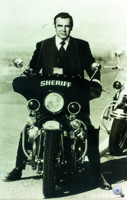 Sir Sean Connery a 71-es Ambassadoron