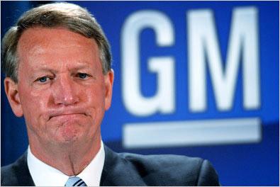 Wagoner még a GM élén - átadott volna mindent a Fordnak