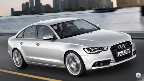 Az állami vezetők és a vállalati közép- és felsővezetők szolgálati autója az Audi A6