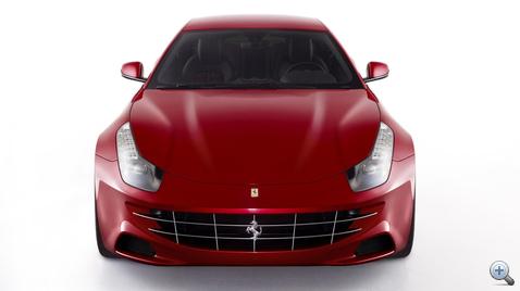 Több mint húsz Ferrarinak a negyedén van magyar rendszám