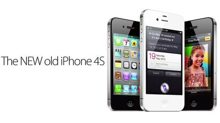 Akár a 4-es Iphone képét is betehettük volna, nem venné észre a különbséget