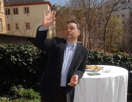 orbán wikileaks fidesz 20 D KOS20080330057