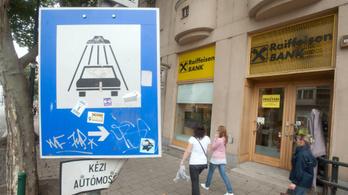11 millióra bírságolta a Raiffeisent az MNB