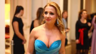 Gombos Edina cáfolta az amerikai munkájáról szóló híreket