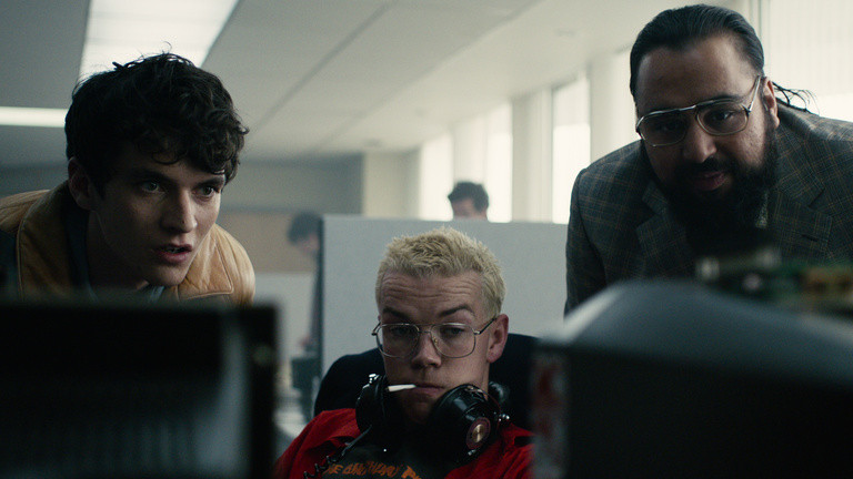 A Black Mirror most a filmnézés nyomasztó jövőjét mutatta meg