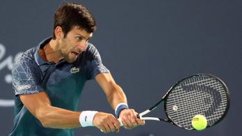 Djokovics győzött, Nadal kikapott Abu-Dzabiban