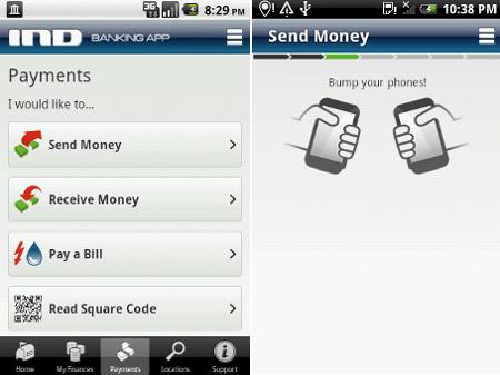 A banki szoftvernek egyszerűnek kell lennie, hogy a júzer megértse. Olyan új szolgáltatások is megjelenhetnek, mint a két mobil összeérintésével aktivált pénzátutalás.