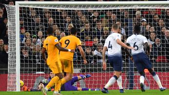 A Tottenhamet négy perc alatt összetörték