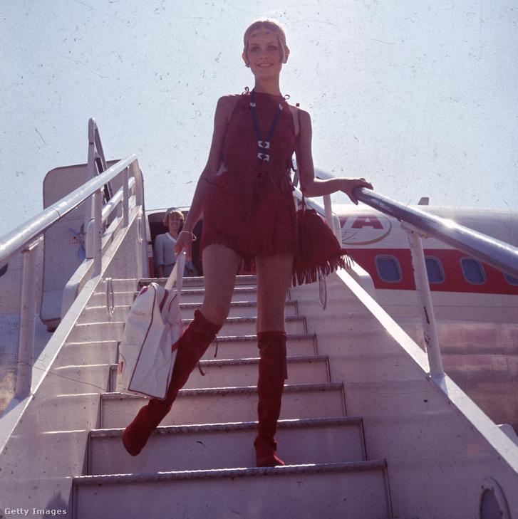 Twiggy 1967-ben