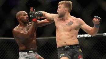 A botrány, a füttykoncert sem tudta megzavarni az MMA örök visszatérőjét