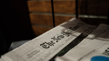 Kibertámadás érte a New York Timest
