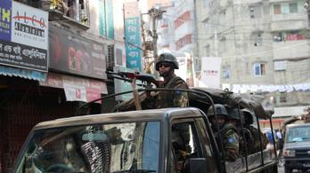 Megkezdődött a bangladesi választás, megöltek két embert