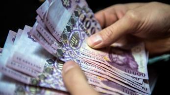 149 ezer forint lesz jövőre a minimálbér