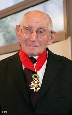 Georges Loinger 2005-ben