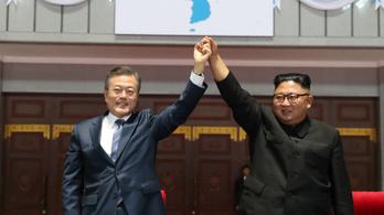 Kim Dzsongun 2019-ben rendszeres tárgyalásokra készül Dél-Koreával