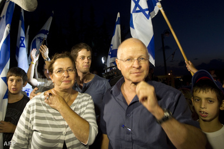 Aviva és Noam Salit